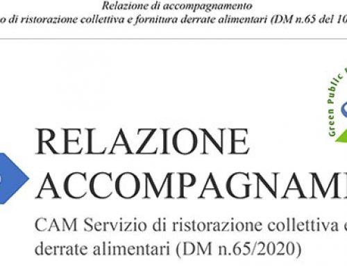 I nuovi CAM 2020 per la ristorazione collettiva